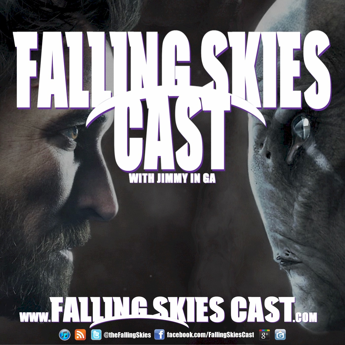 Falling Skies Cast - The First Podcast Dedicated to Falling Skies on TNT